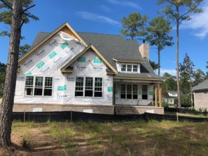 Myrtle Beach custom home